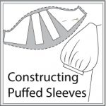 Constructing puffed sleeves