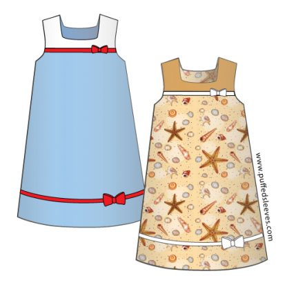 tunic dress with bows colou cimbinations