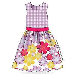 child dress pattern